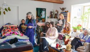 Herbal consultations with multiple practitioners